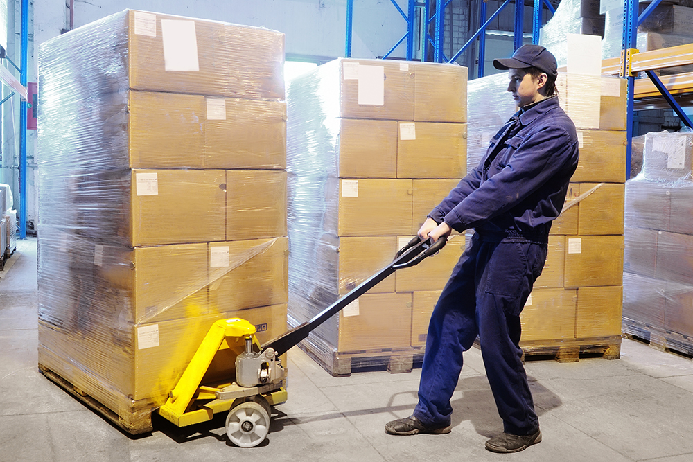 Los Angeles Orange County Riverside San Go Warehouse Workers Staffing Service
