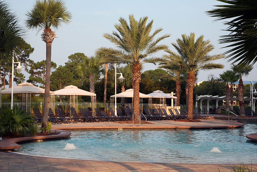 Pool Area Cleaning Services in San Diego, Orange County, Riverside, California.