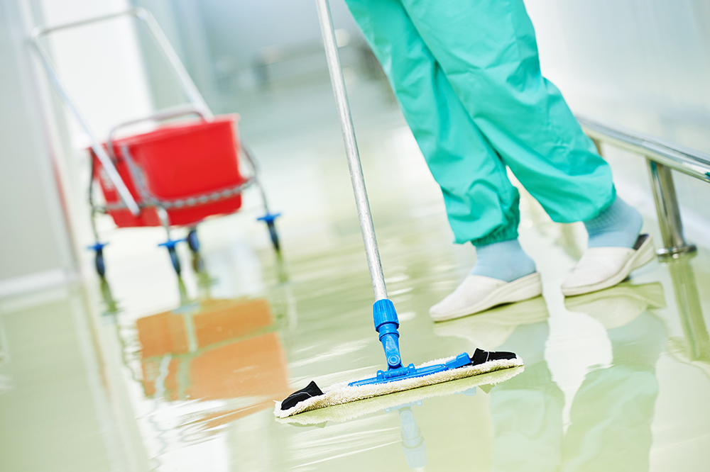 Medical Center Cleaning Services in San Diego, Orange County, Riverside, California.
